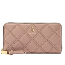 MARC JACOBS Quilted Softshot Wallet 【送料0/国内即発】