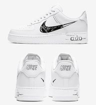 日本未入! NIKE ★ Air Force 1 Lv8 Utility Sketch ★ 25~30cm