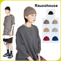 【RAUCOHOUSE】 SUMMER WATCH CAP/追跡可能