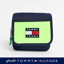 SALE【Tommy Jeans】ロゴ ショルダーバッグ グリーン / 送料無料