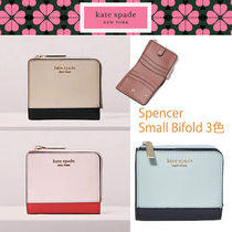★kate spade★在庫有り SPENCER Small Bifold 2つ折 財布 即発