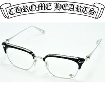 CHROME HEARTS クロムハーツ SLUNTRADICTION メガネ