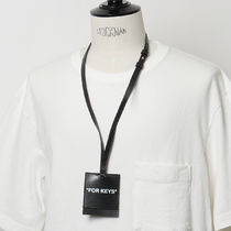OFF-WHITE キーチェーン VIRGIL ABLOH OMNF035R20853038 QUOTE
