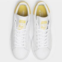 【英国発】adidas☆スタンスミス☆Stan Smith☆White/Yellow