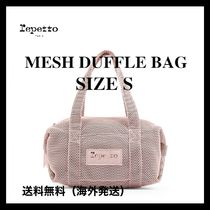 repetto(レペット) 子供用トート・レッスンバッグ 新作!repetto 〓Mesh duffle bag Size S