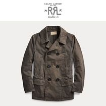 ★RRL★アメカジ★カントリー★Washed Canvas Peacoat