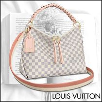 【20SS新作】Louis Vuitton ボーヴル・ホーボー MM バッグ 2WAY