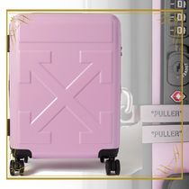 ★関税込み★ 送料無料★Embossed hardshell suitcase