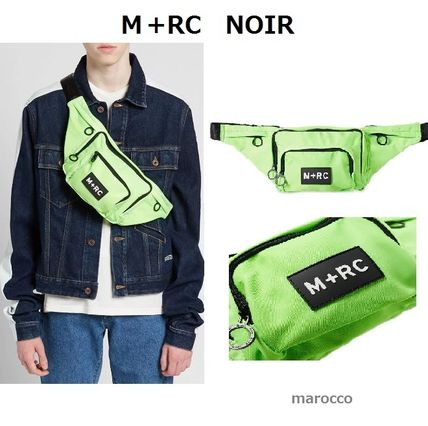 ★ M+RC NOIR ★ ESSENTIAL  ボディバック