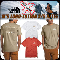【THE NORTH FACE】正規品 ★新作ロゴTシャツ★安全発送