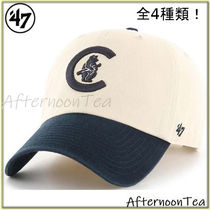 RH取扱 47Brand CHICAGO CUBS COOPERSTOWN キャップ 帽子