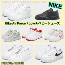 関送込【NIKE】ベビーシューズ★Air Force 1 Low Infant/9〜16cm