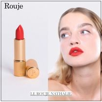 【Rouje】フランス発  Rouge 口紅  NATHALIE