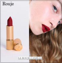 Rouje(ルージュ) リップグロス・口紅 【Rouje】フランス発  Rouge 口紅  CAMILLE