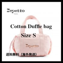 repetto(レペット) 子供用トート・レッスンバッグ repetto ♡Cotton Duffle bag Size S