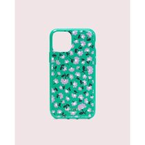◎Kate Spade◎jeweled party floral iPhone 11 Pro用ケース