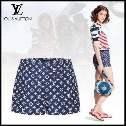 Louis Vuitton ルームウェア・パジャマ 【新作 先取り】完売必至★LV ESCALE パジャマショーツ