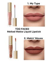 〈TOO FACED〉★2020SS新色★ Melted Matte Liquid Lipstick