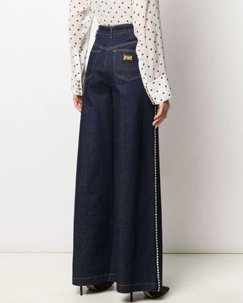 Dolce & Gabbana デニム・ジーパン DG2314 RHINESTONE EMBELLISHED DENIM PANTS(5)