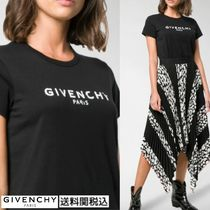 GIVENCHY PARIS ヴィンテージ フィット Tシャツ