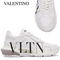 VALENTINO BOUNCE SNEAKERS IN CALFSKIN