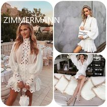 ZIMMERMANN  Ninety-Six Wave Dress