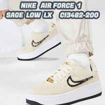 NIKE☆WMNS AIR FORCE 1 SAGE LOW