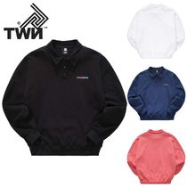 TWN★OVER FIT★CHALLENGER MOUNTAIN PK SWEATSHIRT - YMMT3272
