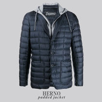 【HERNO】 padded jacket