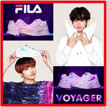 ★FILAxBTS コラボ★VOYAGER COLLECTION スニーカー★全7種類★