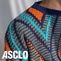 ASCLO Argyle Knit (2color)