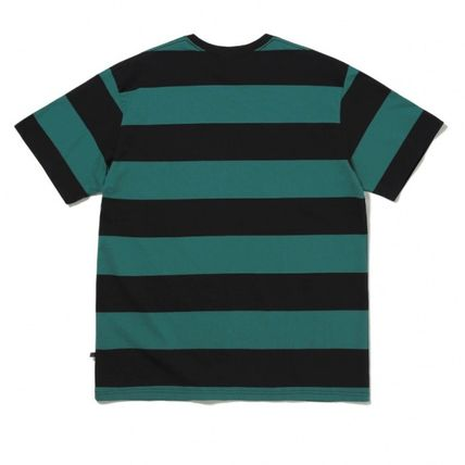 thisisneverthat Tシャツ・カットソー ★thisisneverthat★SP-Logo Striped Tee 3色(10)