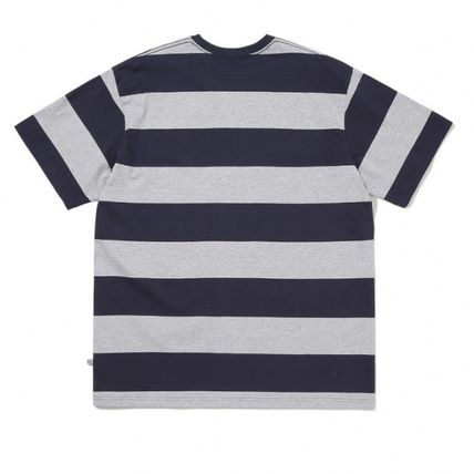 thisisneverthat Tシャツ・カットソー ★thisisneverthat★SP-Logo Striped Tee 3色(14)