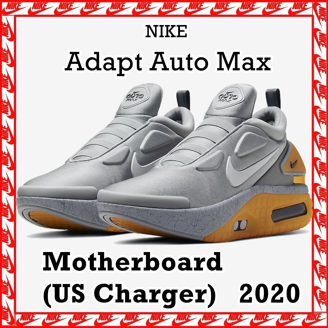 Nike Adapt Auto Max Motherboard (US Charger) 2020 SS 20 (Nike/スニーカー) 52938390