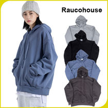 【RAUCOHOUSE】 PULLOVER HEAVY HOODIE/追跡可能