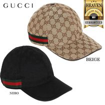 GUCCI(グッチ) キャップ 累積売上総額第1位【GUCCI★20春夏】GG SUPREME CANVAS HAT