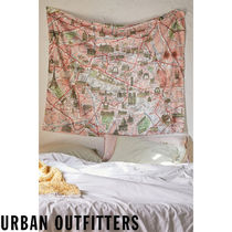 Urban Outfitters  Adam Shaw For Deny Paris 1920 タペストリー