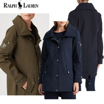 特価 ! Ralph Lauren Softshell Packable Hood トレンチコート