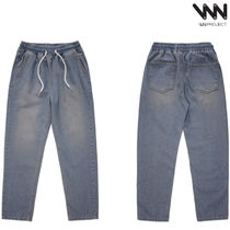 WV PROJECT ★ DUMBO DENIM PANTS - CJLP7359