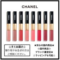 【CHANEL】リクィッドリップカラー LE ROUGE DUO ULTRA TENUE
