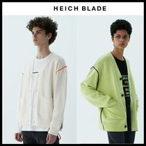 ☆HEICH BLADE☆ カーディガン PIPING COLORING CARDIGAN 3色