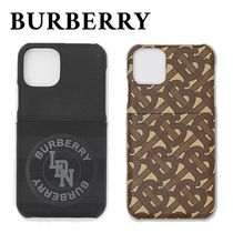 【Burberry】即対応  iPhone11Proケース