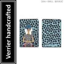 Verrier handcrafted IN DIOR WE TRUST IPAD CASE