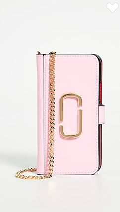 MARC JACOBS スマホケース・テックアクセサリー The Marc Jacobs【関税込み】3色★iPhone 11プロケース c425(2)