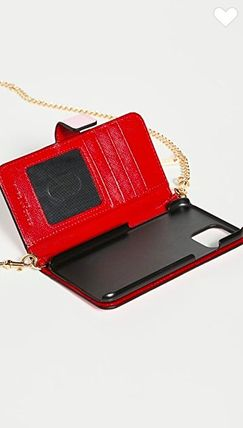 MARC JACOBS スマホケース・テックアクセサリー The Marc Jacobs【関税込み】3色★iPhone 11プロケース c425(5)