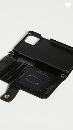 MARC JACOBS スマホケース・テックアクセサリー The Marc Jacobs【関税込み】3色★iPhone 11プロケース c425(13)