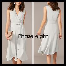 【Phase eight】Elena Sleeveless Dress フレア ペパーミント