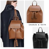 ★CHARLES&KEITH★リュックサック バックパック/送料込