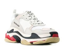 【BALENCIAGA】TRIPLE S / 533882 WHITE RED