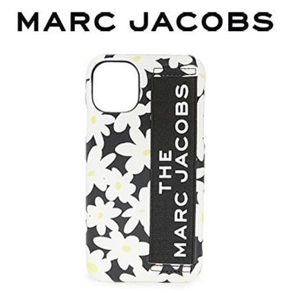 MARC JACOBS スマホケース・テックアクセサリー 〔国内発送〕MARCJACOBS フラワープリントiPhone 11Proケース